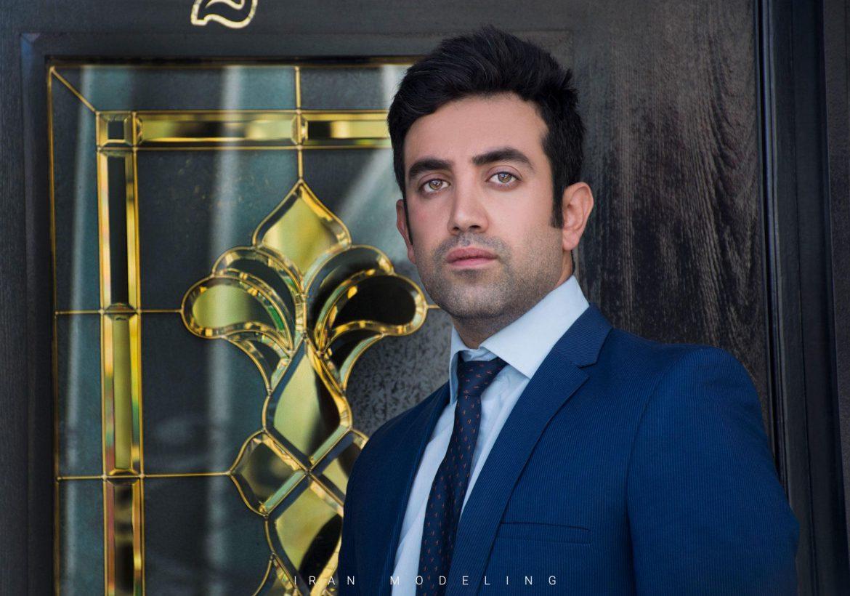 حامد متینی مدل ایرانی