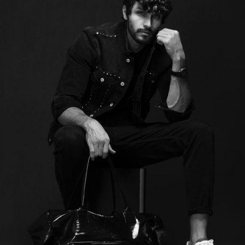 محسن حسنی مدل ایرانی و مدل مرد ایران مدلینگ