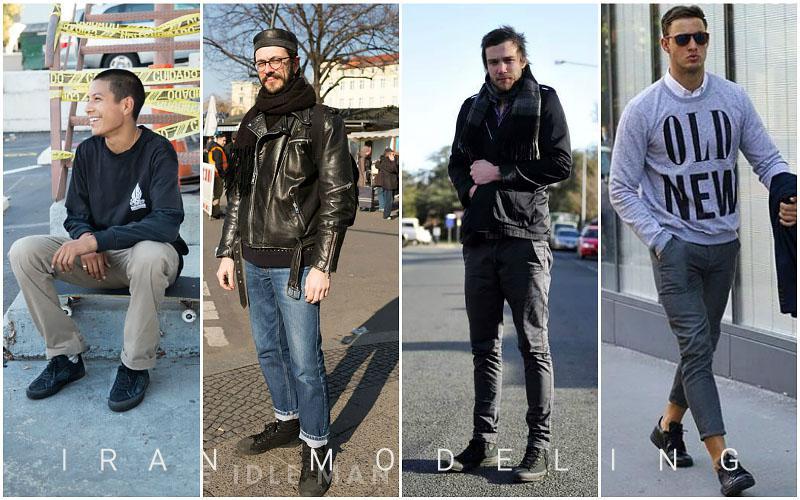 نحوه ست کردن کفش با لباس و ست کردن لباس با کفش های خود ایران مدلینگ