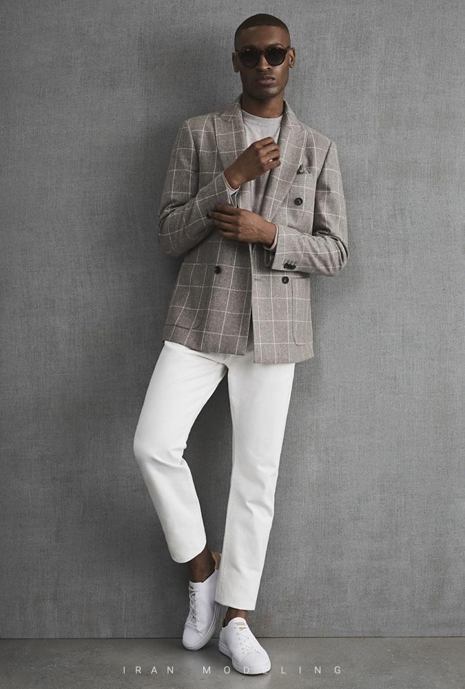 ست و ترکیب کردن لباس های مردانه در انواع رنگهای روز در سال 2020 و 1399 ایران مدلینگ