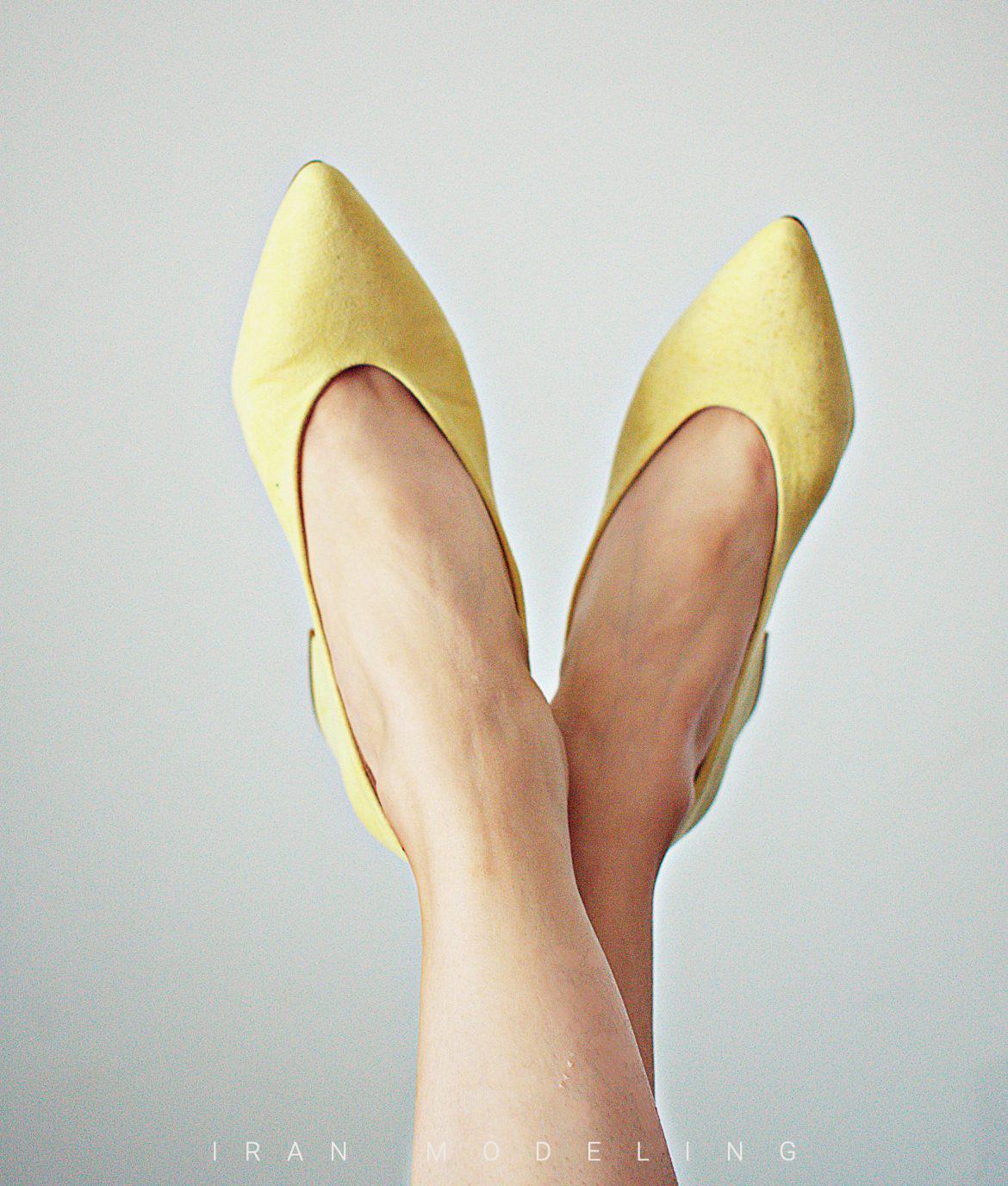 از 60 کفش بهاری مد میلان و پاریس دیدن کنید