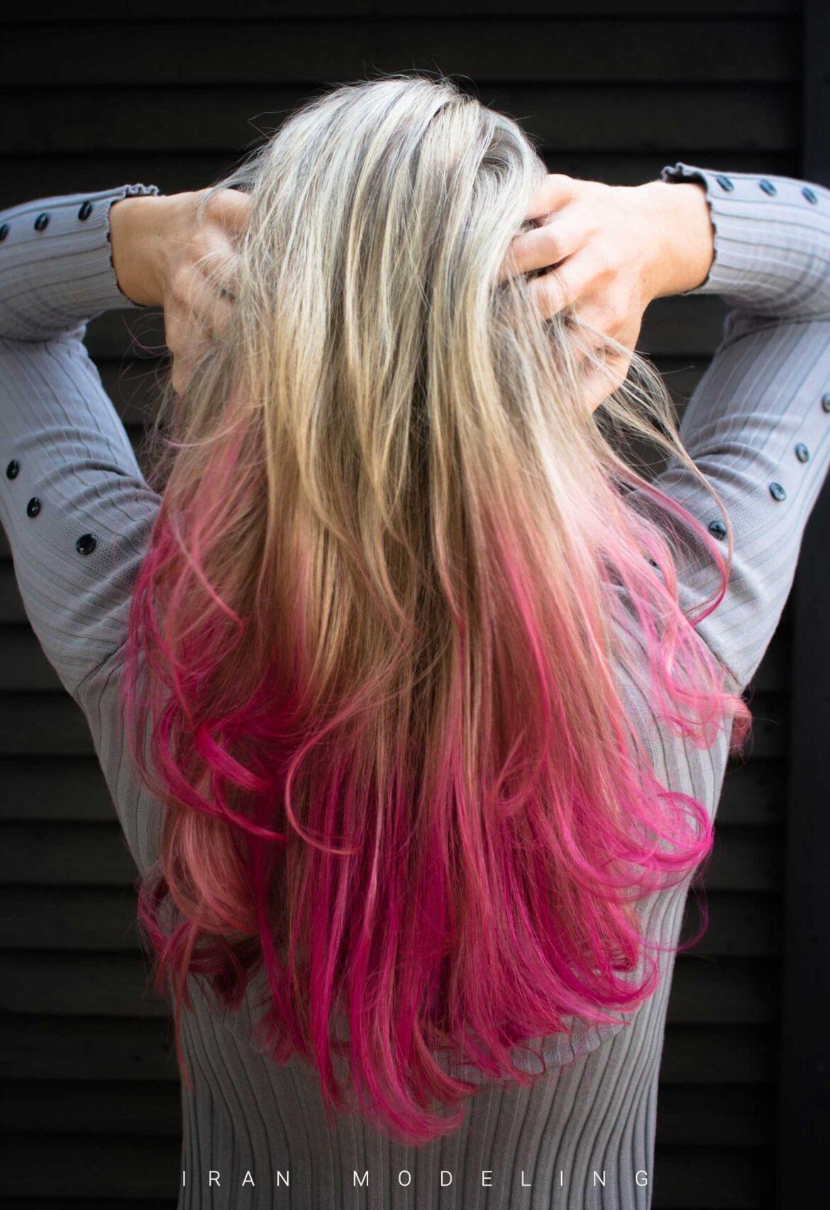 با تمام مراحل رنگ مو آشنا شوید و در خانه موهای خود را رنگ کنید