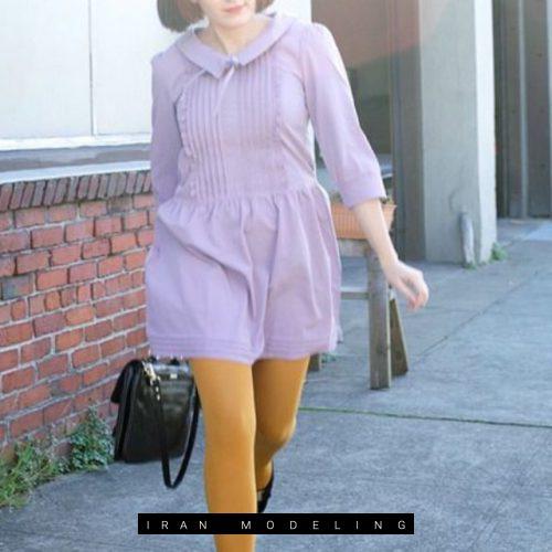 متناسب با لباس های جمعه: چگونه می توان اسطوخودوس و زرد را با هم بپوشیم