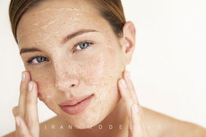 از ماسک جوانه گندم برای شادابی پوست صورت خود استفاده کنید