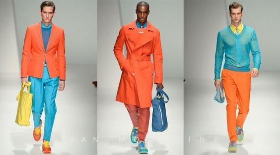 هنگام خرید لباس این 6 رنگ مخصوص تابستان را فراموش نکنید