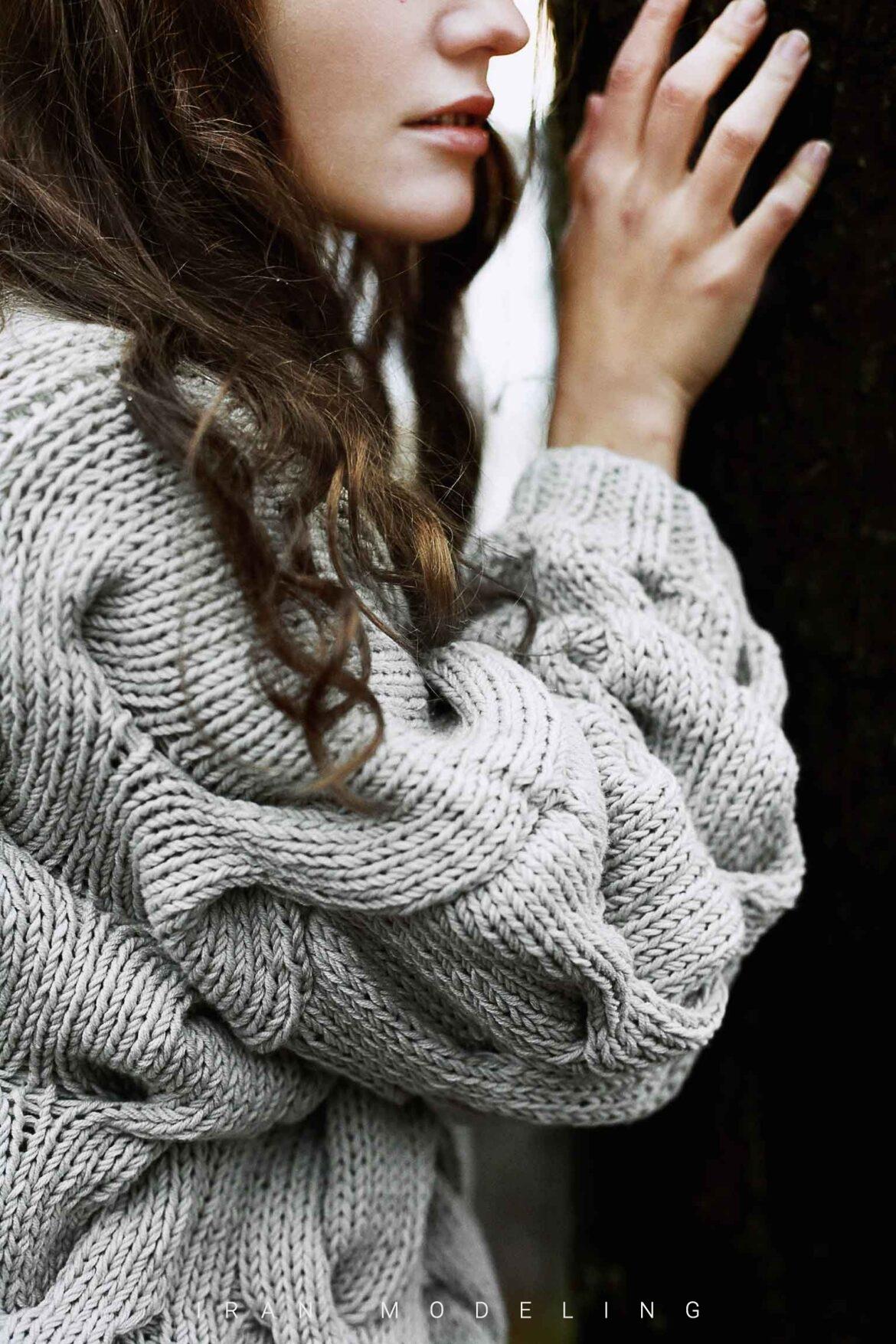 50 استایل دخترانه خیابانی و خانگی زمستانه که توسط بافت کامل می شوند