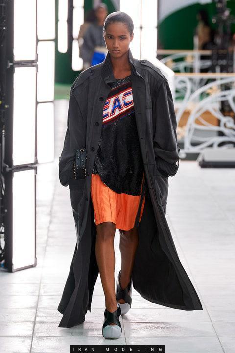 کالکشن زیبا و جذاب بهاری لویی ویتون آماده پوشیدن است