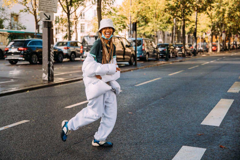 در هنگام برگزاری هفته مد پاریس 2021 در خیابانهای پاریس چه میگذرد