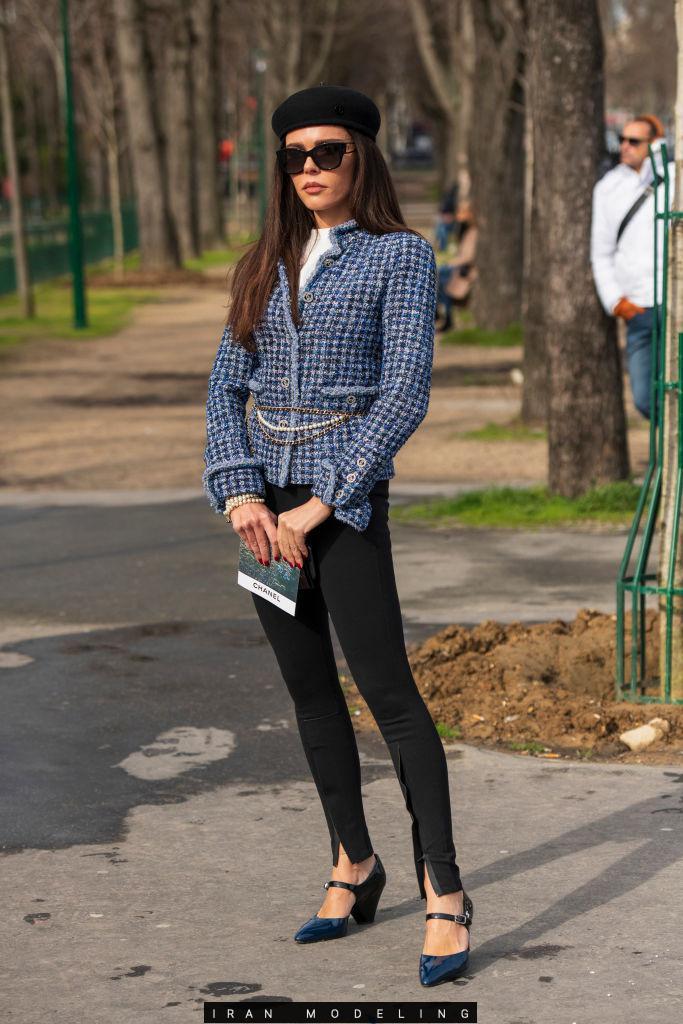 لگ و ساپورت را با لباس های خیابانی خود تطبیق دهید