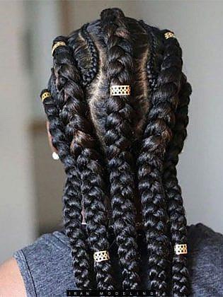 20 مدل مو بافتنی خیره کننده که دوست خواهید داشت